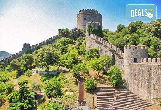 Майски празници в Истанбул и Одрин със Запрянов Травел! 3 нощувки със закуски в хотел 3*, транспорт, посещение на МОЛ Истанбул - Снимка 1