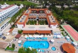 Майски празници в Бодрум с Караджъ Турс! 7 нощувки на база All Inclusive в Tiana Beach Resort 4*, комбиниран транспорт - автобус и чартърен полет, летищни такси, трансфери - Снимка