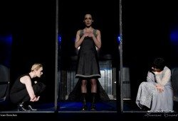 """Гледайте Койна Русева в """"Nordost - приказка за разрушението"""", на 13.03. от 19ч. в Младежки театър, камерна сцена, билет за един! - Снимка"""