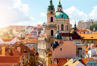 Септемврийски празници в Прага, Будапеща и Виена! 5 нощувки и закуски, транспорт и водач, възможност за посещение на Дрезден! - Снимка