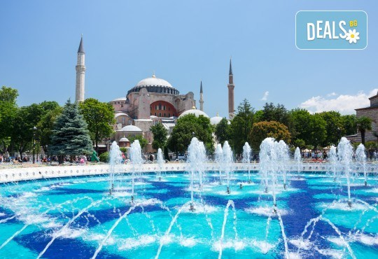 Екскурзия през пролетта до Кападокия, Истанбул и Анкара! 4 нощувки със закуски в хотел 3*, транспорт, посещение на Соленото езеро, скалните църкви в Гьореме и скалната крепост Ючхисар! - Снимка 10