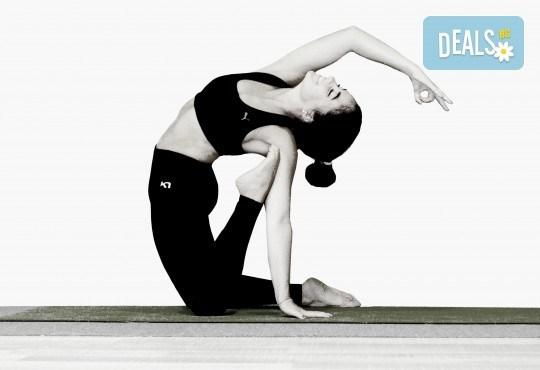 Хармония за тялото и ума! 2 или 4 посещения на йога със Здравка Будинова в Sofia International Music & Dance Academy! - Снимка 2