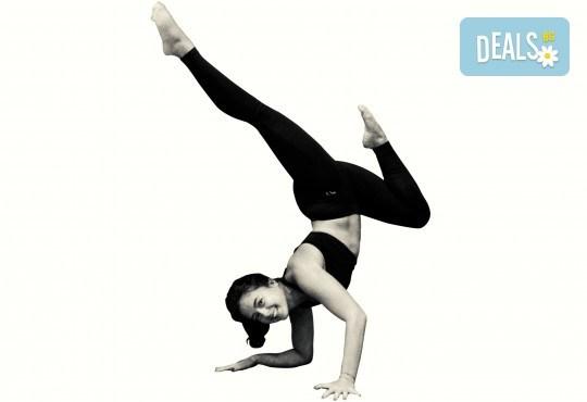 Хармония за тялото и ума! 2 или 4 посещения на йога със Здравка Будинова в Sofia International Music & Dance Academy! - Снимка 3