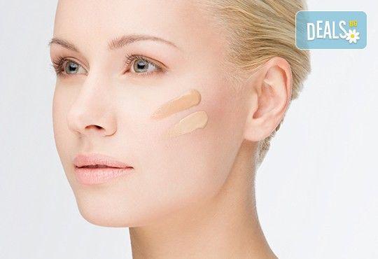 Изискана визия с дневен или вечерен грим със или без поставяне на мигли от Makeup by MM! - Снимка 3