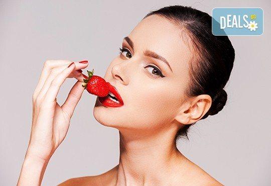 Изискана визия с дневен или вечерен грим със или без поставяне на мигли от Makeup by MM! - Снимка 2