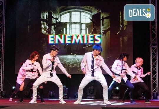 4 супер тренировки за тийнейджъри по К-поп с Алекс от група Enemies в Sofia International Music & Dance Academy! - Снимка 1