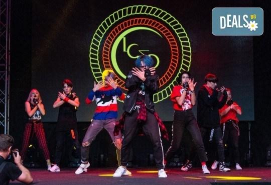 4 супер тренировки за тийнейджъри по К-поп с Алекс от група Enemies в Sofia International Music & Dance Academy! - Снимка 2