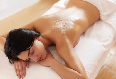 Релакс и здраве в едно! Дълбокотъканен или релаксиращ масаж на цяло тяло и процедура в солна стая MediSol! - Снимка