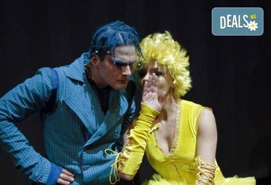 Приказка за малки и големи! Гледайте мюзикъла Питър Пан в Театър София на 31.03., от 11 ч., билет за двама! - Снимка 1