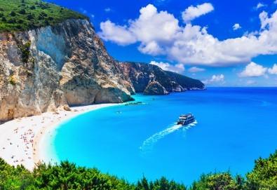 Екскурзия за Майските празници до прелестния остров Лефкада - 3 нощувки със закуски, транспорт и посещение на плажа Агиос Йоаннис с вятърните мелници! - Снимка
