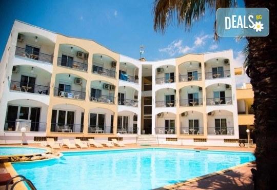 Лятна почивка в Stavros Beach Hotel 3*, Ставрос, Гърция! 7 нощувки със закуски и вечери, възможност за организиран транспорт! - Снимка 2
