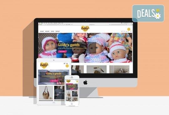 За Вашия бизнес! Изработка на нов уеб сайт и базова SEO оптимизация, SSL сертификат и GDPR интеграция от екипа на Pokanabg.com - Снимка 10