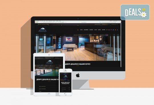 За Вашия бизнес! Изработка на нов уеб сайт и базова SEO оптимизация, SSL сертификат и GDPR интеграция от екипа на Pokanabg.com - Снимка 11