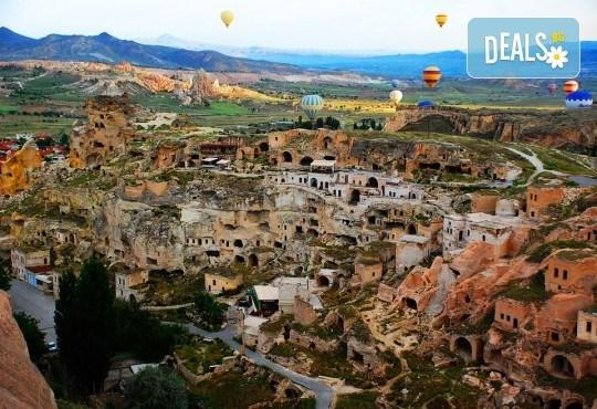 Майски празници в Кападокия, Коня, Ескишехир и Анкара, Турция! 5 нощувки с 5 закуски и 2 вечери, транспорт, посещение на град Акшехир и гроба на Настрадин Ходжа! - Снимка 3