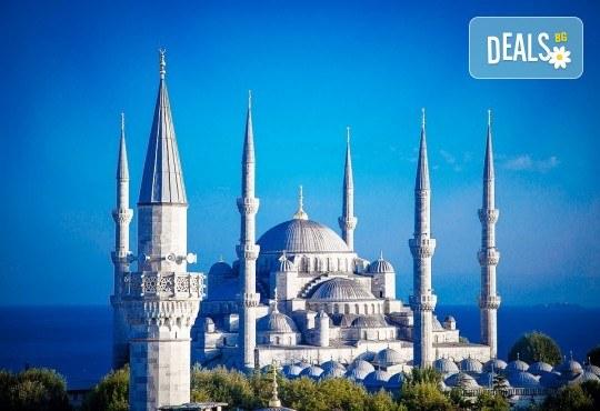 Великден в Истанбул, Турция! 4 нощувки със закуски в хотел 3*, транспорт, посещение на Одрин и Чорлу! - Снимка 4