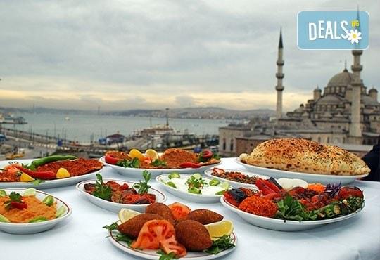 Великден в Истанбул, Турция! 4 нощувки със закуски в хотел 3*, транспорт, посещение на Одрин и Чорлу! - Снимка 1