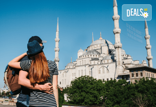 Великден в Истанбул, Турция: 2 нощувки със закуски, транспорт и посещение на Одрин