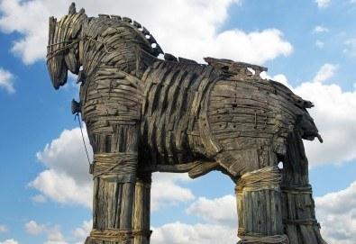 Екскурзия из земите на древна Троя, с Дениз Травел! Екскурзия с 3 нощувки със закуски и вечери в Кушадасъ, транспорт, възможност за посещение на Ефес и Памуккале! - Снимка