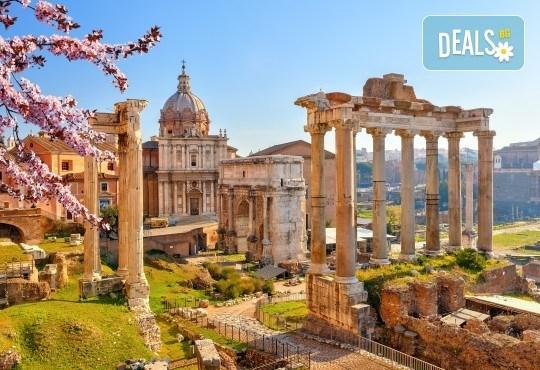 Потвърдено пътуване! Екскурзия за Великден до Рим, Флоренция, Болоня и Лидо ди Йезоло! 5 нощувки със закуски, транспорт и посещение на Сан Марино! - Снимка 1