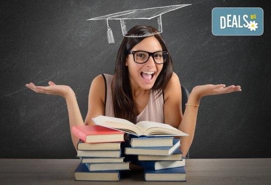 Развийте езиковите си умения с курс по разговорен английски език с включени учебни материали от Школа БЕЛ! - Снимка 1
