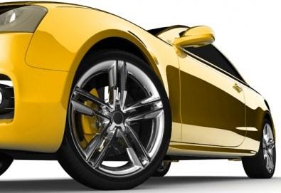 Подгответе автомобила за новия сезон! Смяна на 4 гуми: монтаж, демонтаж, баланс, тежести от Автоцентър NON-STOP в кв. Павлово! - Снимка