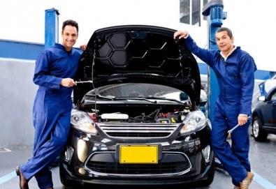Смяна на масло, маслен и въздушен филтър, преглед на техническото състояние на автомобила и бонус: отстъпка при закупуване на консумативи от автосервиз Jim Auto - Снимка
