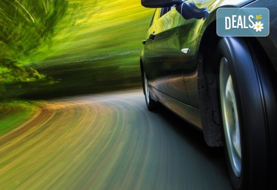 Смяна на 4 броя гуми с включено сваляне, качване, монтаж, демонтаж и баланс в автосервиз Катана! - Снимка 1