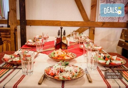 Платете 10 и хапнете за 20 лева традиционни български ястия по избор от цялото меню на Иванова Механа! - Снимка 10