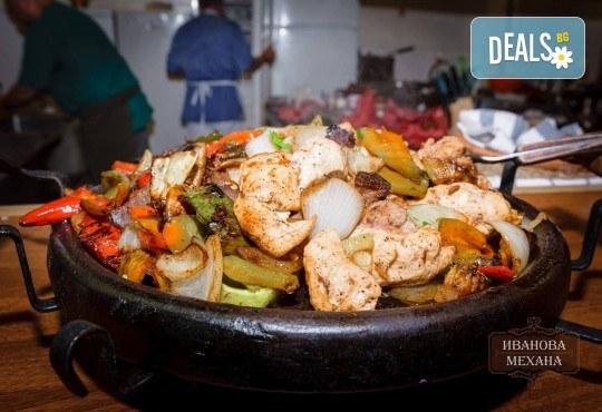 Платете 10 и хапнете за 20 лева традиционни български ястия по избор от цялото меню на Иванова Механа! - Снимка 11