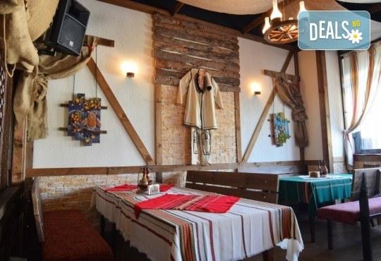 Платете 10 и хапнете за 20 лева традиционни български ястия по избор от цялото меню на Иванова Механа! - Снимка 3