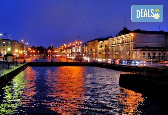 Москва, Санкт Петербург и круиз до Талин, Стокхолм и Хелзинки: самолетни билети, трансфери, 7 нощувки, 6 закуски, 6 вечери, 4 нощувки на круизен кораб - Снимка 18