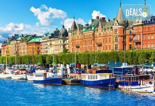 Москва, Санкт Петербург и круиз до Талин, Стокхолм и Хелзинки: самолетни билети, трансфери, 7 нощувки, 6 закуски, 6 вечери, 4 нощувки на круизен кораб - Снимка 13
