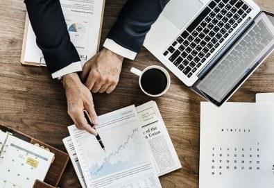 Счетоводно обслужване на нерегистрирана по ДДС фирма с документооборот до 30 документа месечно и 1 осигурен управител за 1, 2 или 3 месеца от ПиСи Консулт ЕООД! - Снимка