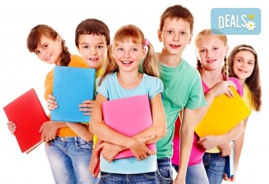 Учете с лекота! Курс по немски език за ученици от 3 до 6 клас в Езиков център Deutsch korrekt! - Снимка 1