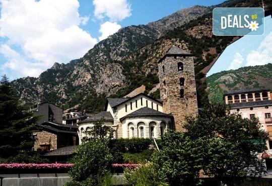Ранни записвания за екскурзия до Андора през септември! 4 нощувки със закуски и вечери в Hotel Panorama 4*, самолетни билети и трансфери, индивидуална програма от Маджестик Турс! - Снимка 3
