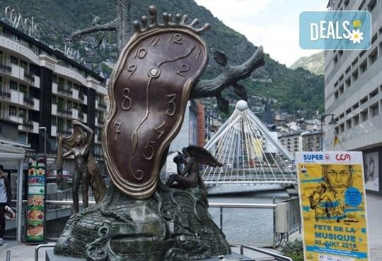 Ранни записвания за екскурзия до Андора през септември! 4 нощувки със закуски и вечери в Hotel Panorama 4*, самолетни билети и трансфери, индивидуална програма от Маджестик Турс! - Снимка 5