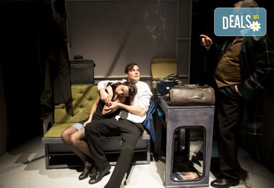 Вечер на комедията с Апартаментът на 19-ти март (вторник) в Малък градски театър Зад канала! - Снимка 6