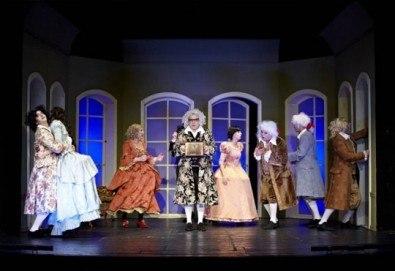 Гледайте комедията Скъперникът от Молиер на 21-ви март (четвъртък) в Малък градски театър Зад канала! - Снимка