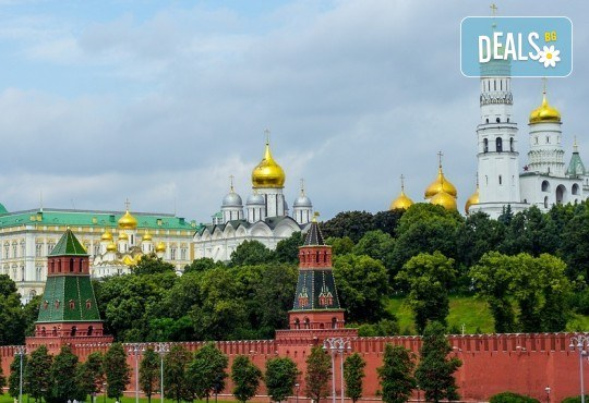 Величието на Русия! Екскурзия до Санкт Петербург и Москва с Лъки Холидей! Самолетни билети, трансфери, 6 нощувки, 5 закуски и 7 вечери в хотели 3 и 4*, туритическа програма - Снимка 5