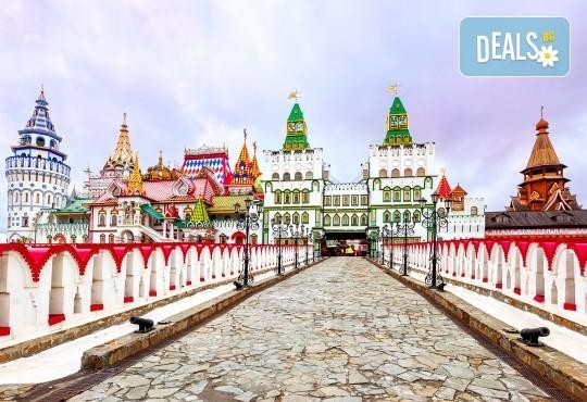 Величието на Русия! Екскурзия до Санкт Петербург и Москва с Лъки Холидей! Самолетни билети, трансфери, 6 нощувки, 5 закуски и 7 вечери в хотели 3 и 4*, туритическа програма - Снимка 2