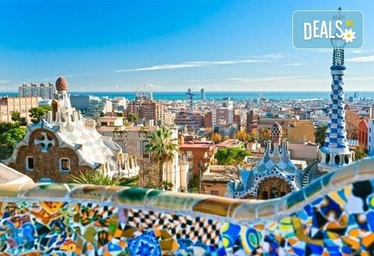 Барселона и Средиземноморието: 7 нощувки, 7 закуски, 3 вечери, транспорт