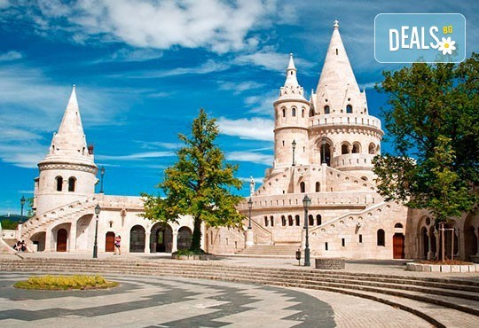 Екскурзия до Будапеща, Унгария: 4 нощувки в Agape Aparthotel 2*, самолетен билет