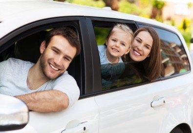 Паркирайте лесно и безопасно! Парктроник и монтаж на автомобил с четири датчика и дисплей в автосервиз Крит! - Снимка