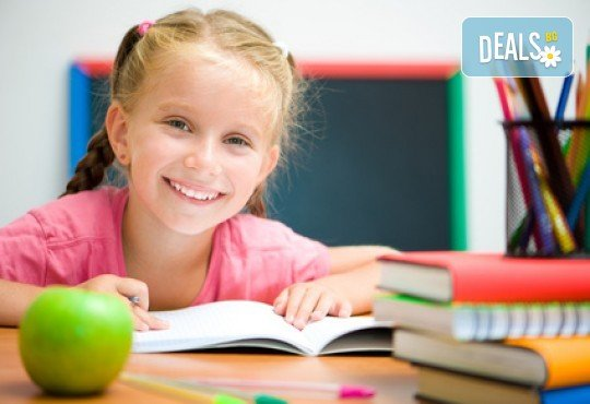 Едномесечна немска занималня за деца от 1-ви до 4-ти клас в Езиков център Deutsch korrekt! - Снимка 1