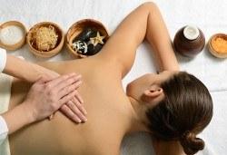 Грижа за здравето! Пакет от 3 лечебни масажа на гръб в център Beauty and Relax, Варна! - Снимка
