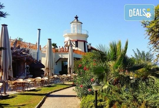 Лятна почивка в Sea Light Resort Hotel 5*, Кушадасъ, Турция! 7 нощувки на база 24 ч. Ultra All Inclusive, безплатно за дете до 13 г., възможност за транспорт! - Снимка 8