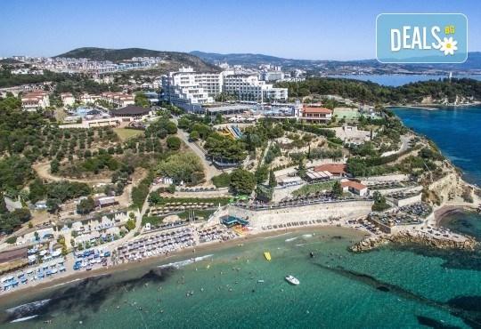 Лятна почивка в Sea Light Resort Hotel 5*, Кушадасъ, Турция! 7 нощувки на база 24 ч. Ultra All Inclusive, безплатно за дете до 13 г., възможност за транспорт! - Снимка 9