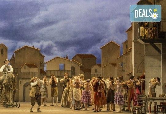 """Кино Арена представя блестящ балет от сцената на Ковънт Гардън ! """"Дон Кихот"""", спектакъл на Карлос Акоста, гледайте на 3, 6 и 7 април в кината в страната - Снимка 5"""