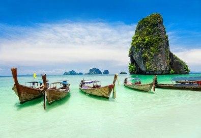 Екзотична почивка в Тайланд на остров Пукет, с Лале Тур! Самолетен билет, летищни такси и включен багаж, трансфери, 7 нощувки със закуски в хотел 3 или 4*, водач - Снимка