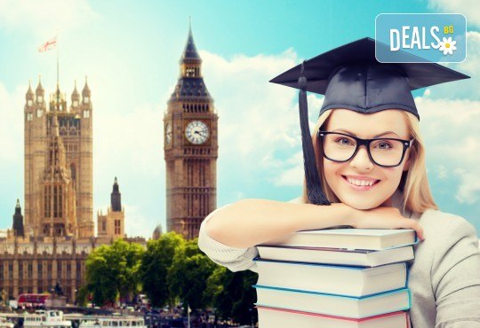 100 учебни часа курс по английски език за възрастни на ниво В1 и включени учебни материали от образователен център Смехурани! - Снимка 2